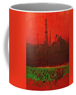 Blood Of Mother Earth Coffee Mug