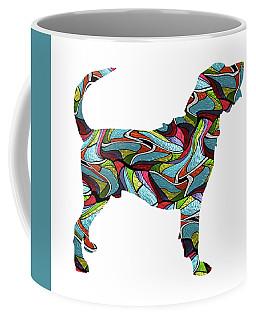 Bloodhound Spirit Glass Coffee Mug