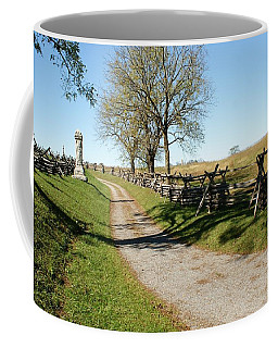 Bloody Lane Coffee Mug