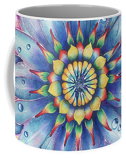 Bloom Of Counsciousness Coffee Mug