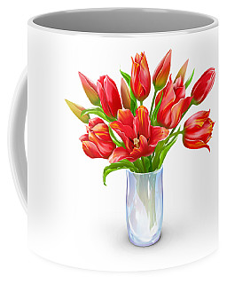 Bloomers Coffee Mug by Now