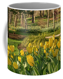 Bloomin Tulips Coffee Mug