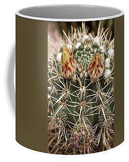 Blooming Cactus1 Coffee Mug