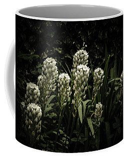 Coffee Mug featuring the photograph Blooming In The Shadows by Marco Oliveira