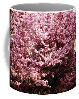 Blooming Light Coffee Mug by Cyryn Fyrcyd
