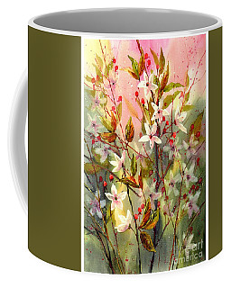 Blooming Magical Gardens I Coffee Mug
