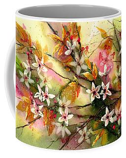 Blooming Magical Gardens II Coffee Mug