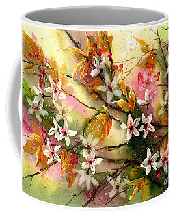Blooming Magical Gardens II Coffee Mug