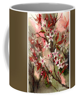 Blooming Magical Gardens Coffee Mug