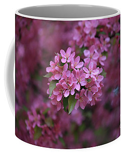 Blooming Pink Fantasy Coffee Mug