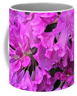 Blooming Rhododendron Coffee Mug