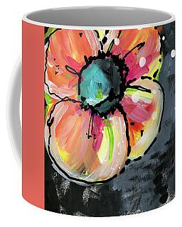 Blooming Wildflower- Art By Linda Woods Coffee Mug