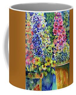 Blooms In Pots Coffee Mug