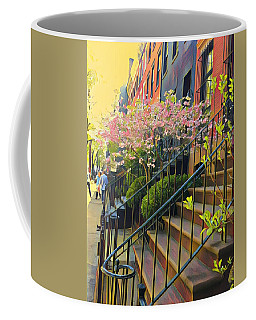 Blooms Of New York Coffee Mug