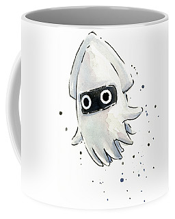 Blooper Watercolor Coffee Mug