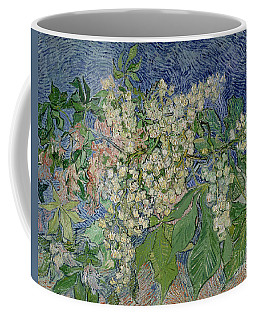 Blossoming Chestnut Branches Coffee Mug