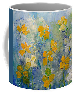 Blossoms In Breeze Coffee Mug