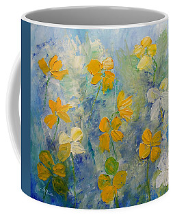 Blossoms In Breeze Coffee Mug
