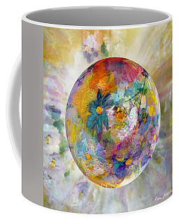 Blossoms In Pastel Coffee Mug