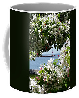 Blossoms Coffee Mug by Wendy Shoults