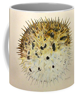 Blowfish Coffee Mug