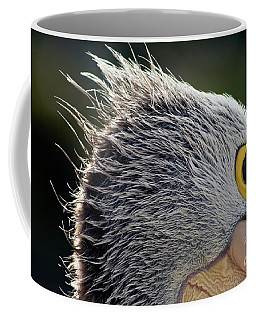 Coffee Mug featuring the photograph Blowin' In The Wind by Stephen Mitchell