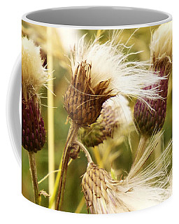 Blowing Away Coffee Mug by Judi Saunders