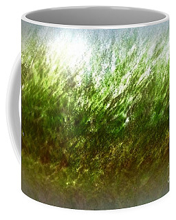 Coffee Mug featuring the photograph Blowing In The Wind by John Krakora