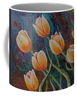 Blowing In The Wind Coffee Mug by Susan DeLain