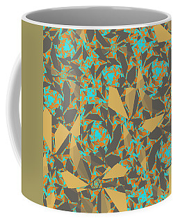 Blowing Leaves Coffee Mug