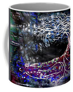 Blowing Tree Coffee Mug