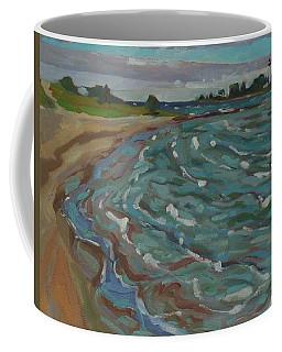 Blown Away Southampton Beach Coffee Mug