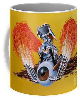 Blown Eyeball Coffee Mug