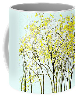 Blowzy Breezes Blow Coffee Mug