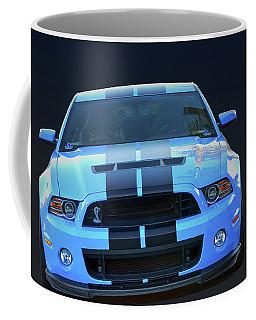 Blu Cobra Coffee Mug