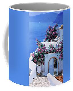 Blu Di Grecia Coffee Mug