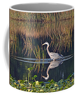 Blue Alert Coffee Mug