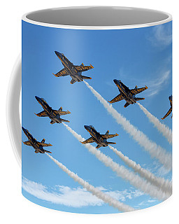 Blue Angels Delta Coffee Mug