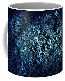 Blue Archaeology Coffee Mug