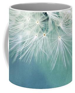 Coffee Mug featuring the photograph Blue Awakening by Trish Mistric