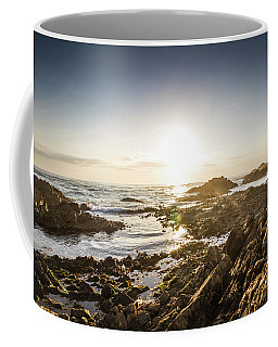 Blue Beach Beauty Coffee Mug