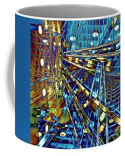 Blue Berlin Sound Coffee Mug