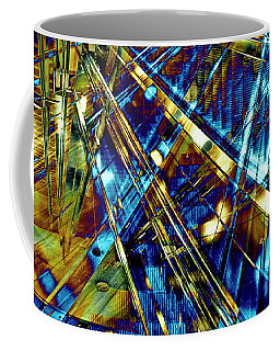 Blue Berlin Sound Coffee Mug