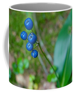 Blue Berries Coffee Mug