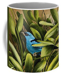Blue Bird In Branson Coffee Mug