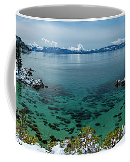 Blue Bird Secret Cove By Brad Scott Coffee Mug