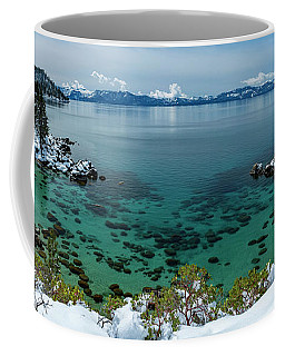 Blue Bird Secret Cove By Brad Scott Coffee Mug