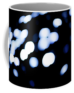 Coffee Mug featuring the photograph Blue Black, No.1 by Eric Christopher Jackson