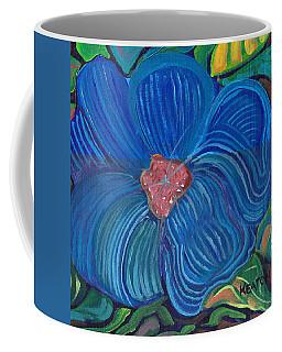Blue Blilliance Coffee Mug by John Keaton