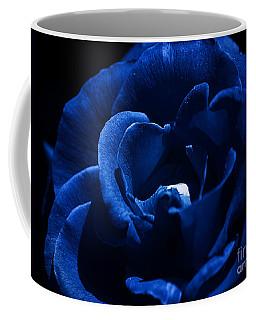 Blue Blue Rose Coffee Mug